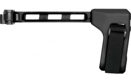 SB Tactical FS1913 PSB Black SBT Folding 1913 Hinge, Pistol Brace - For Picatinny Rail Rear Plate Pistols