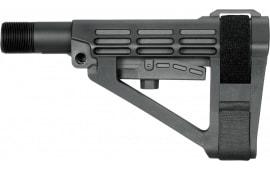Sbtact SBA4 Black SBA4 Black w/6 POS Carbine EXT