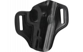 Galco CM222B Combat Master Belt Holster CZ 75 9mm Steerhide Black