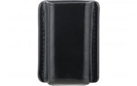 "Galco CONMC22B Concealable Mag Case Taurus PT911 1.75"" Wide Steerhide Black"