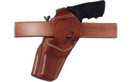 "Galco DAO178 DAO Belt Holster Ruger Redhawk 5.5"" Steerhide Tan"
