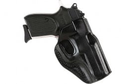 "Galco SG424B Stinger Belt Holster 1911 3"" Steerhide Black"