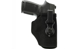 "Galco TUC600B Tuck-N-Go Inside The Pants 3.25"" Barrel Glock 42 Steerhide Center Cut Black"