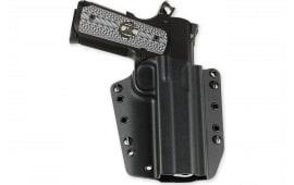 Galco CVS226 Corvus IWB Glock 19 Kydex Black