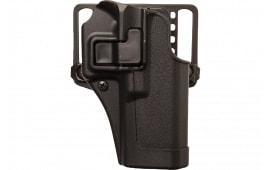 Blackhawk 410562BKR Serpa CQC Concealment RH Matte Finish CZ CZ75B Polymer Black