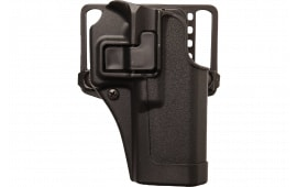 Blackhawk 410564BKR Serpa CQC Concealment RH Matte Finish FNS 9/40 Polymer Black