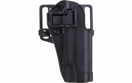 Blackhawk 410503BKR Serpa CQC Concealment 1911 Colt Polymer Black