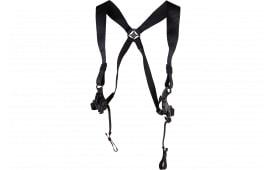 Blackhawk 41SH01BK Serpa Shoulder Harness Large Black Nylon