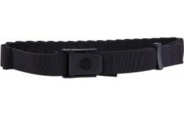 "Blackhawk 74BC02BK Shotgun Cartridge Belt Up to 50"" Waist Black Nylon"