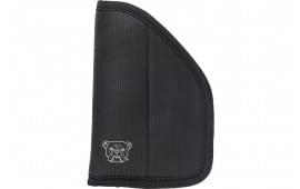 "Bulldog SG-M Inside the Pants Sure Grip Medium Semi-Autos & Revolvers with 2""-3.75"" Barrels Nylon Black"