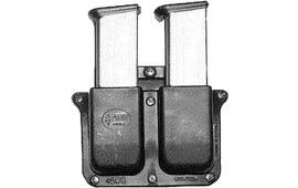 Fobus 4500BH DBL MagPouch 4500H N/A Black Plastic