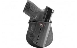 Fobus SWS Evolution Paddle S&W M&P Shield 9/40; Taurus Slim 708/709/740; CZ 97B Plastic Black