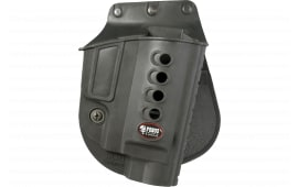 "Fobus Tajdrp Roto Evolution Paddle Taurus Judge 2.5"" / 3"" Cylinder Plastic Black"
