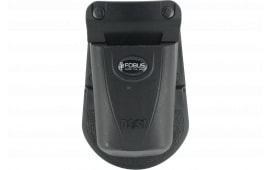Fobus DSS1 Paddle Single Magazine Pouch Universal Polymer Black