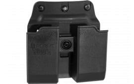 Fobus 6900BH DBL MagPouch 6900BH N/A Black Plastic
