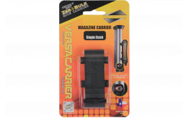 Versacarry 9DS Versacarrier Magazine Carrier Double Stack 9mm Plastic Black