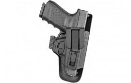 FAB SC-CG9LHB Scorpus Covert IWB G17 Left Hand