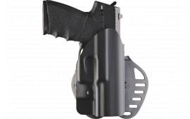 Hogue 52001 PowerSpeed Walther P99Q 07 Hard Plastic Black