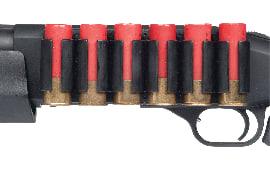 TacStar 1081158 SideSaddle #6 Shot Shotshell Carrier 12GA Mossberg 930/935 Black Polymer/Aluminum