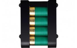 Safariland 085122 085 Shell Holder Hard Plastic Black Belt Clip
