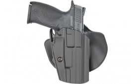 "Safariland 578183412 578 GLS Pro-Fit Small 3""-5"" Barrel Pistols Synthetic Black"