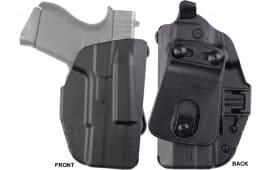 Safariland 7371895411 7371 Micro ALS Paddle Glock 42/43 Nylon Black