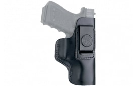 Desantis Gunhide 031BA8OZ0 Insider RH Glock 17/22 Leather Black