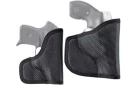 Desantis Gunhide N38BJO2Z0 Nemesis Black Slick Pack Cloth