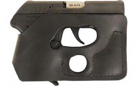 Desantis Gunhide 110BJR7Z0 Pocket Shot Black Colt Mustang/Pocketlite/Pony; Kahr P380 Leather Black
