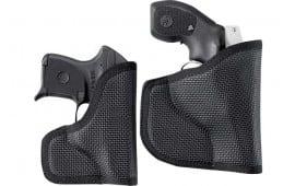 Desantis Gunhide N38BJV5ZO Nemesis Black Beretta Nano/Ruger LC9 Slick Pack Cloth Black