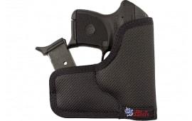 Desantis Gunhide M33BJG3ZO Inside The Pocket Ammo Nemesis Kel-Tec P3AT, P32 Slick Pack Cloth Black