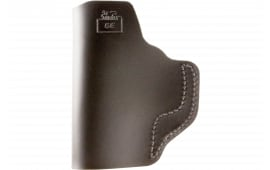 "Desantis Gunhide 031BA5EZ0 Insider S&W Shield 45 4"" Barrel Leather Black"