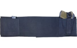 "Peace Keeper Bellybandm Belly Band Concealment Elastic/Velcro Medium 28-34"" Black"