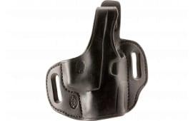 El Paso Saddlery STG26RB Strong Side Select Glock 26/27 Leather Black