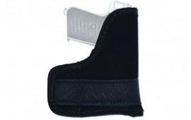 Grovtec US Inc GTHL14806 Inside the Pocket 06 Black Lammy Suede