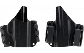 Mission First Tactical HSWBG380LOWB MFT OWB S&W Bodyguard 380 w/Laser Kydex Black