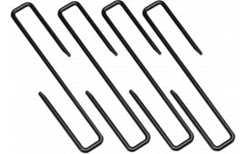 SnapSafe 75873 Handgun Hangers Black Steel .357