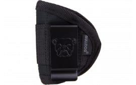 Bulldog Wipm Inside the Pants Holster Medium Nylon Black