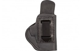 Tagua SOFT305 Super Soft Inside The Pant Glock 42 Saddle Leather Black