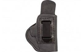 Tagua SOFT355 Super Soft Inside The Pant Glock 43 Saddle Leather Black