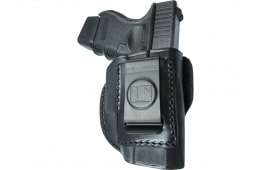 Tagua IPH4330 4 In 1 Inside The Pant Glock 26/27/33 Steerhide Black