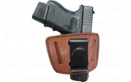 Tagua IWH004 Inside The Waist Large Glock 42 Leather Black