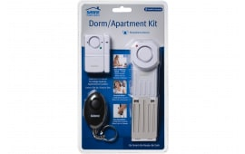 Sabre Hsdak Home Series Personal Protection Kit 3 Piece Kit 4-14 lbs 500/1000/750 ft 120/115 White