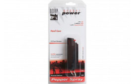Udap HCB Pepper Spray .4 oz/11g 10% OC Pepper Up to 10 Feet Black