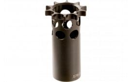 Dead Air DA401 Ghost Piston Pistol 1/2x28 Nitrided Attachment