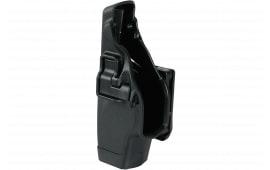 Blackhawk 44H000BKR Serpa Level 2 Lock Duty Glock 9/40 Polymer Black