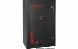 "Winchester Safes E5938369E Evolution 36 Gun Safe 59"" H x 38"" W x 27"" D (Exterior) Electronic Lock Black"