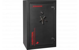 "Winchester Safes E5938369M Evolution 36 Gun Safe 59"" H x 38"" W x 27"" D (Exterior) Mechanical Lock Black"