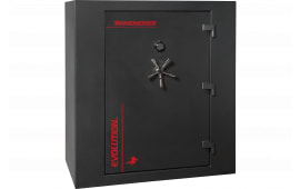 "Winchester Safes E5955559M Evolution 55 Gun Safe 59"" H x 55"" W x 29"" D (Exterior) Mechancial Lock Black"