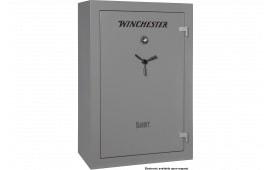 """Winchester Safes B6040F13110M Bandit 31 Gun Safe 60"""" H x 40"""" W x 22"""" D (Exterior) Mechanical Lock Gunmetal Gray"""
